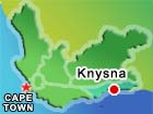 Knysna Map
