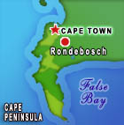Rondebosch Map