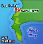 Sea Point Map