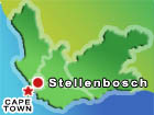 Stellenbosch Map